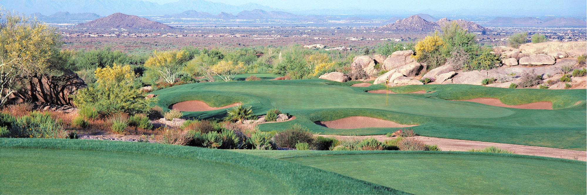 Golf Course Image - Desert Mountain Apache No. 3