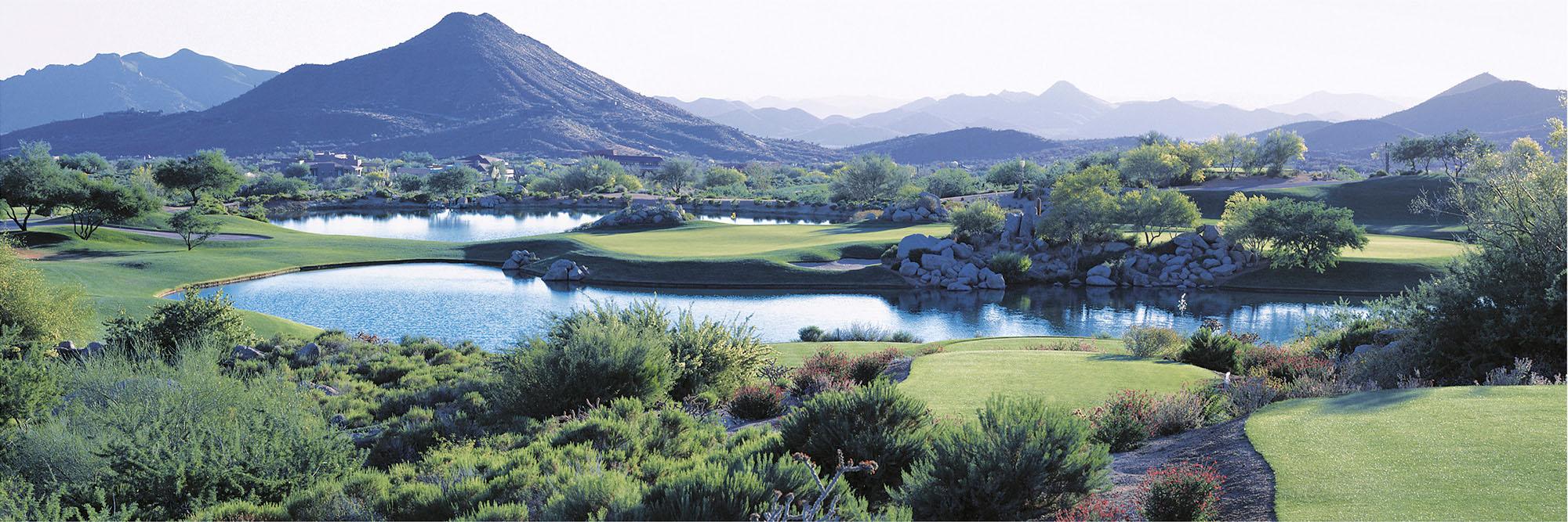 Golf Course Image - Desert Mountain Cochise No. 7