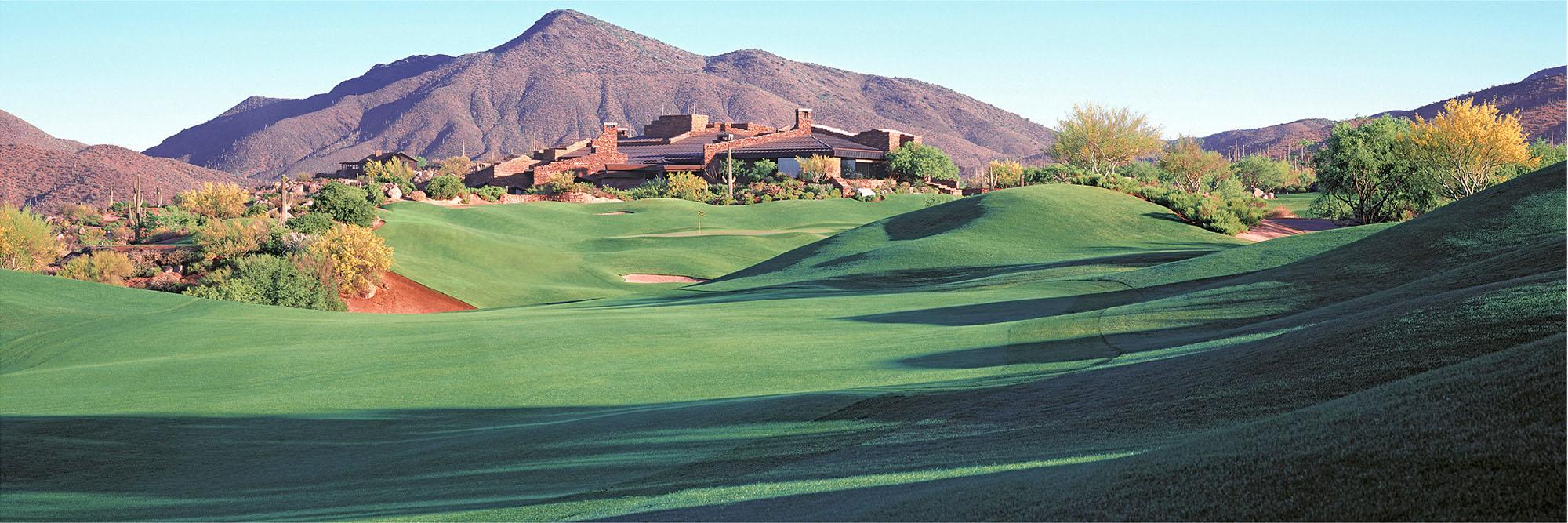 Golf Course Image - Desert Mountain Cochise No. 9
