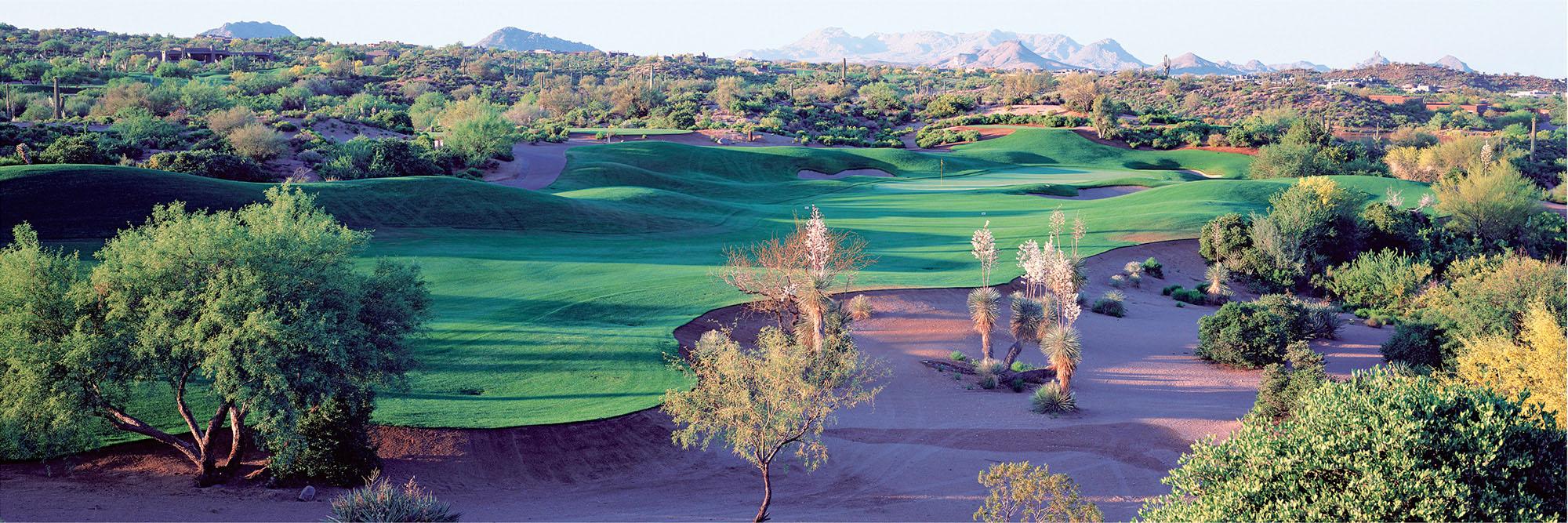 Golf Course Image - Desert Mountain Geronimo No. 16