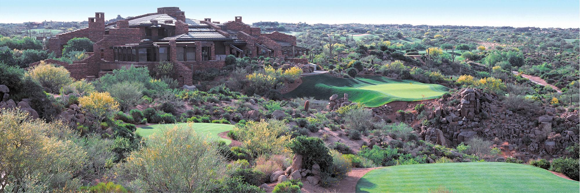 Golf Course Image - Desert Mountain Geronimo No. 18