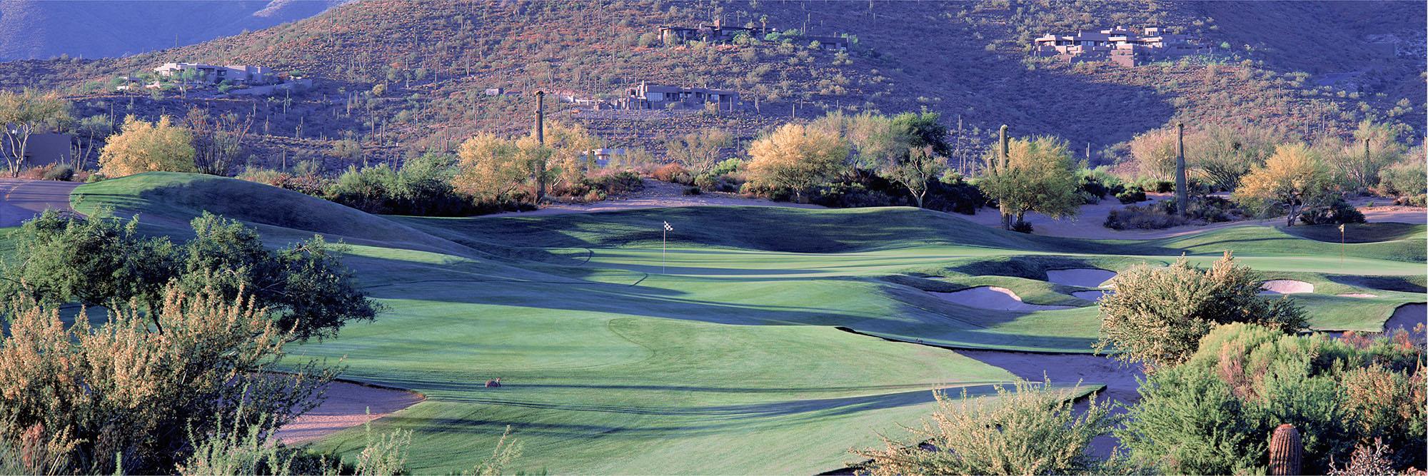 Golf Course Image - Desert Mountain Renegade No. 14