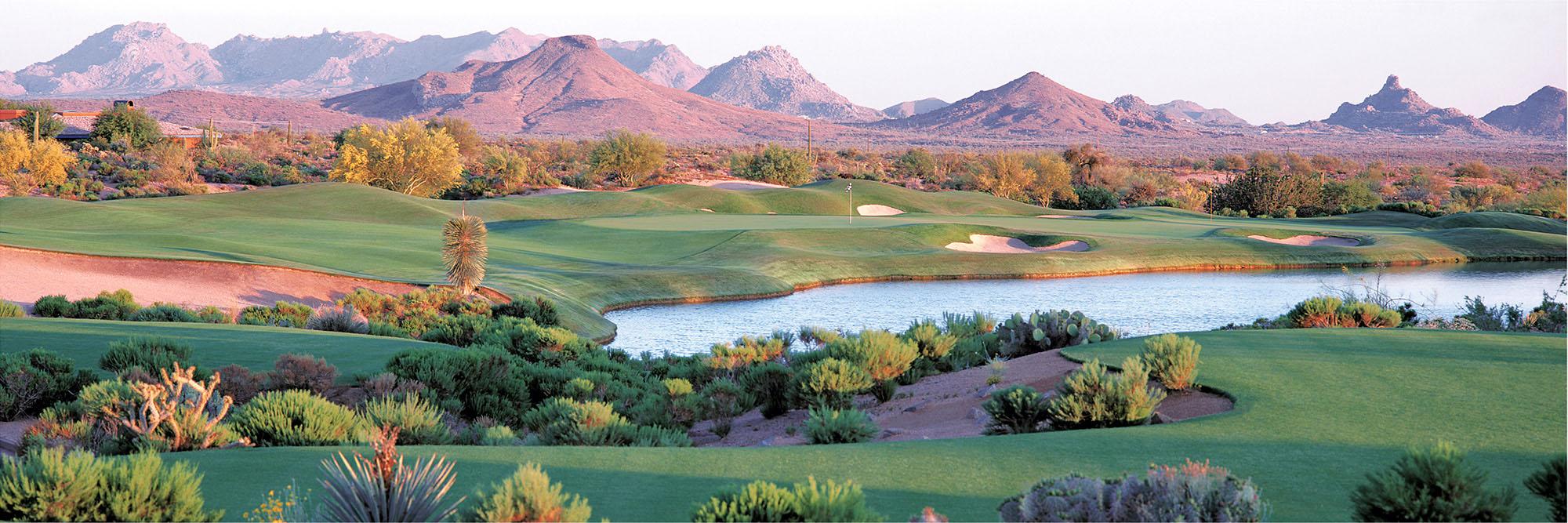 Golf Course Image - Desert Mountain Renegade No. 4