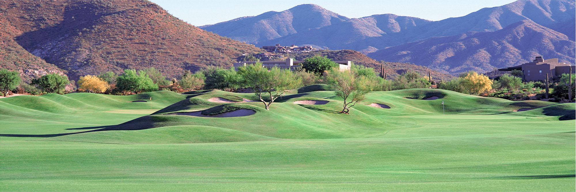 Golf Course Image - Desert Mountain Renegade No. 9