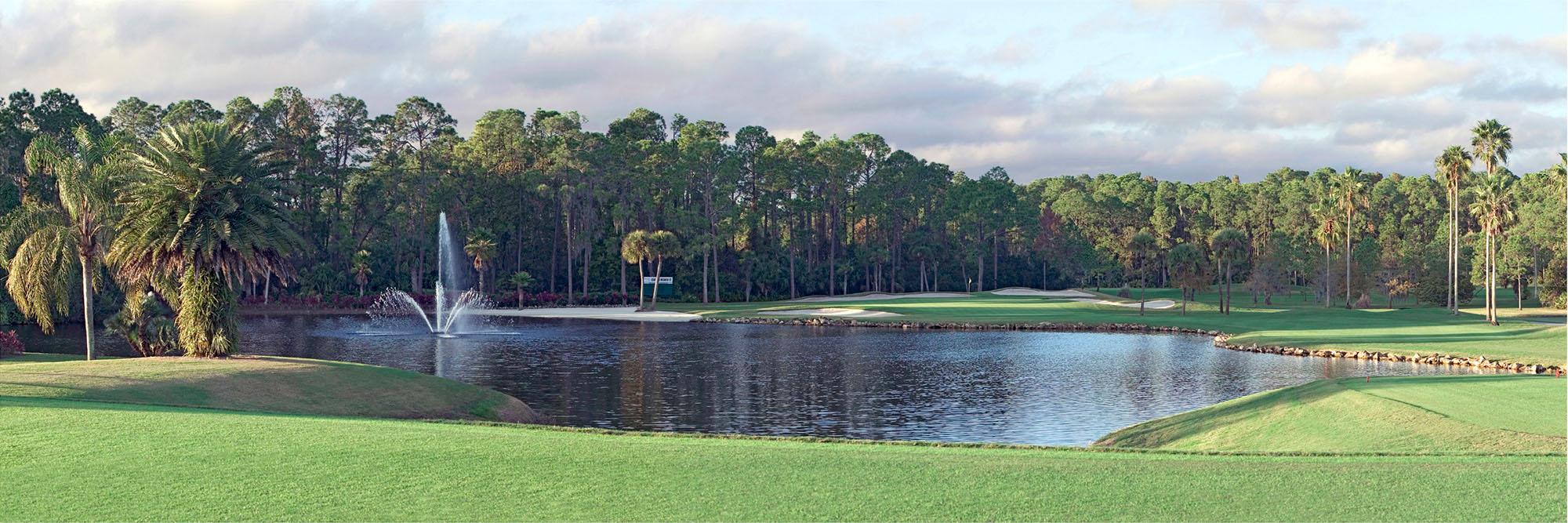 Golf Course Image - Disney's Palm Course No. 16