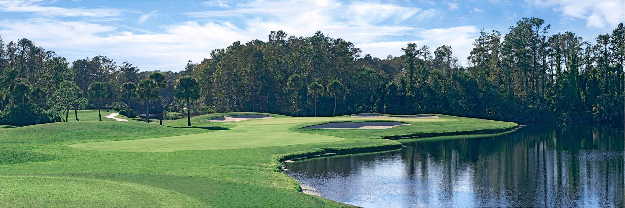Golf Course Image - Disney's Palm Course No. 3