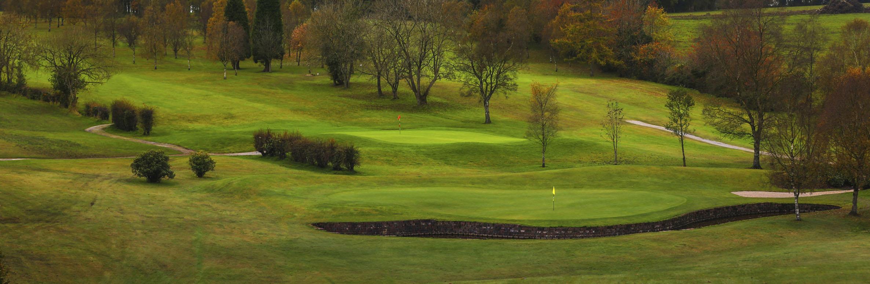 Golf Course Image - Dungannon Golf Club No. 8