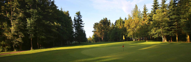 Golf Course Image - Dunston Hall Golf Club No. 9