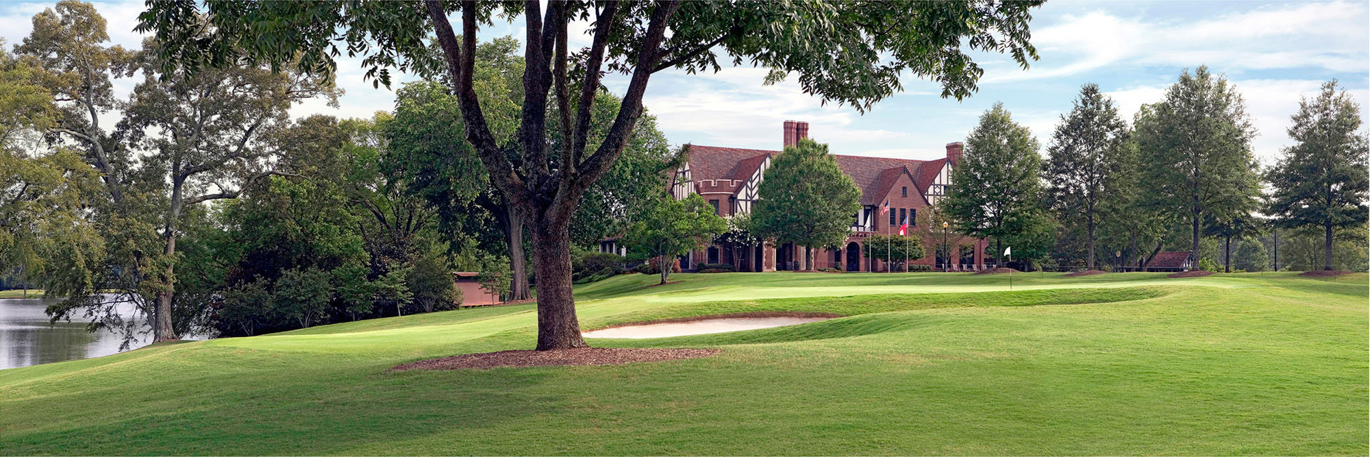 Golf Course Image - East Lake No. 18