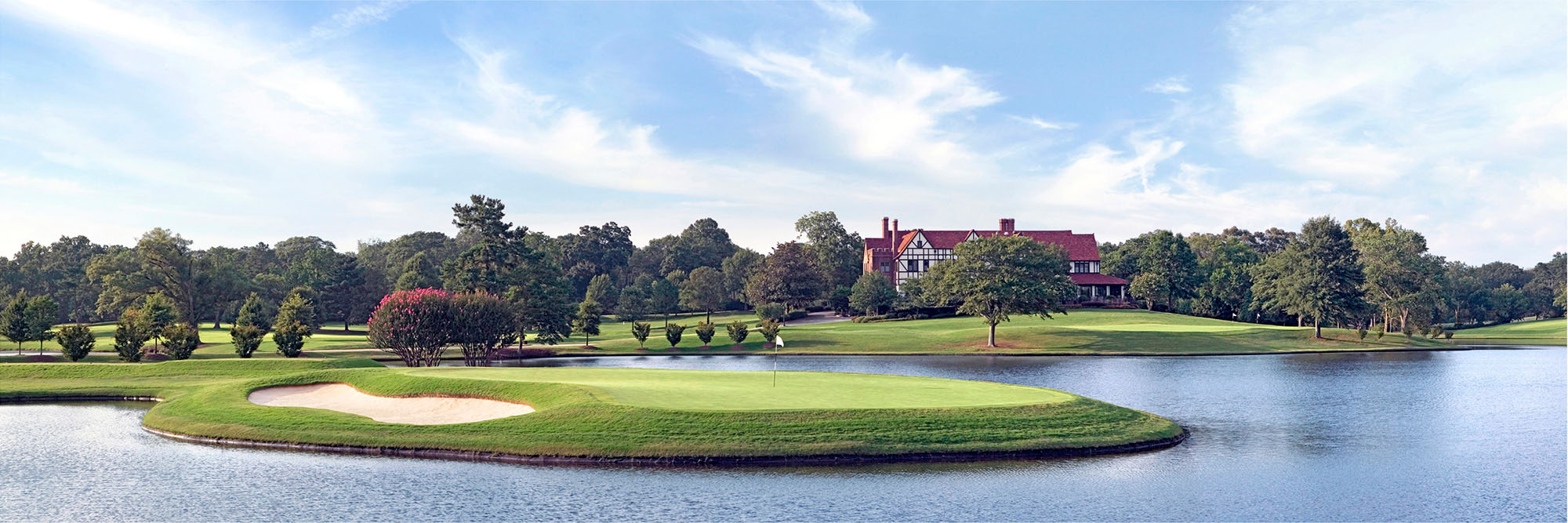 Golf Course Image - East Lake No. 6