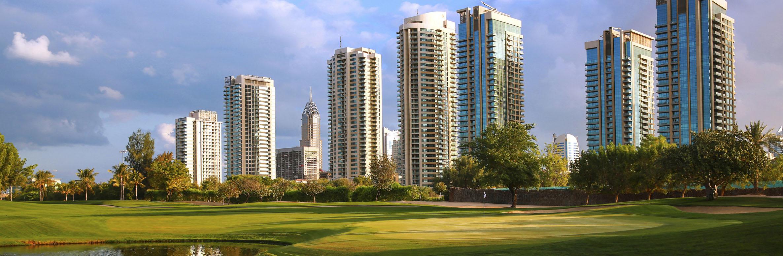 Golf Course Image - Emirates Golf Club – Majlis No. 6
