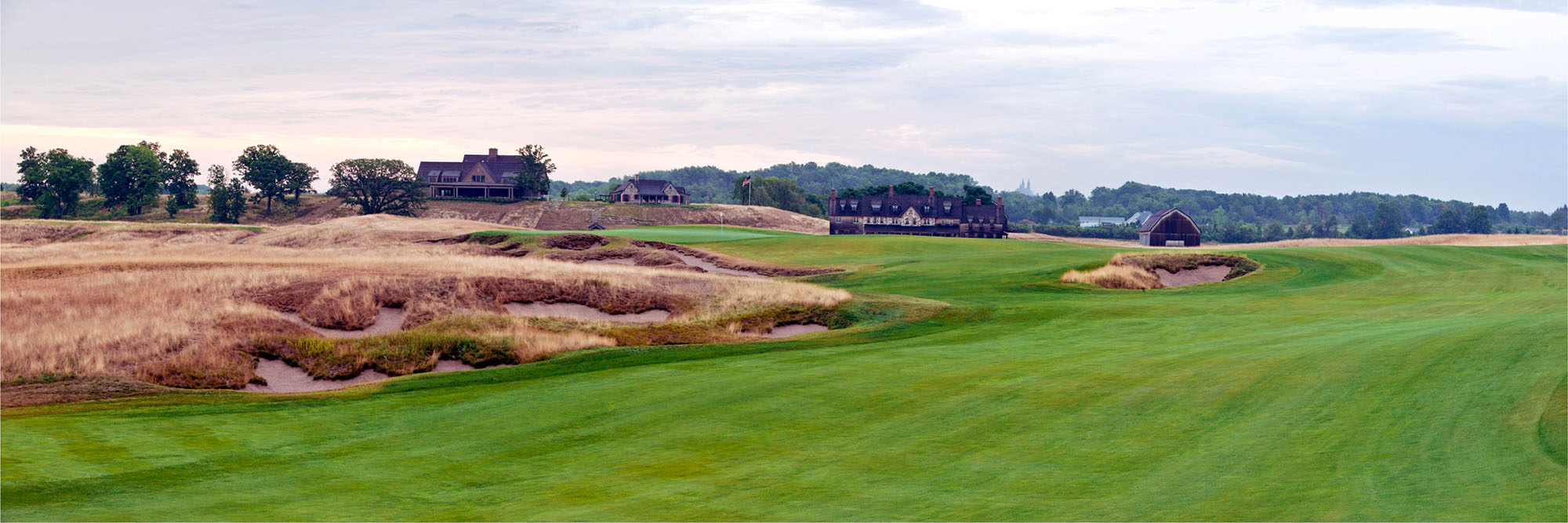 Golf Course Image - Erin Hills No. 18