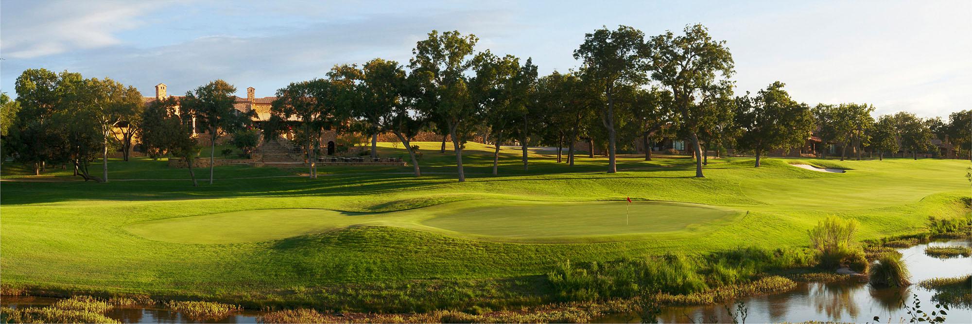 Golf Course Image - Escondido No. 18