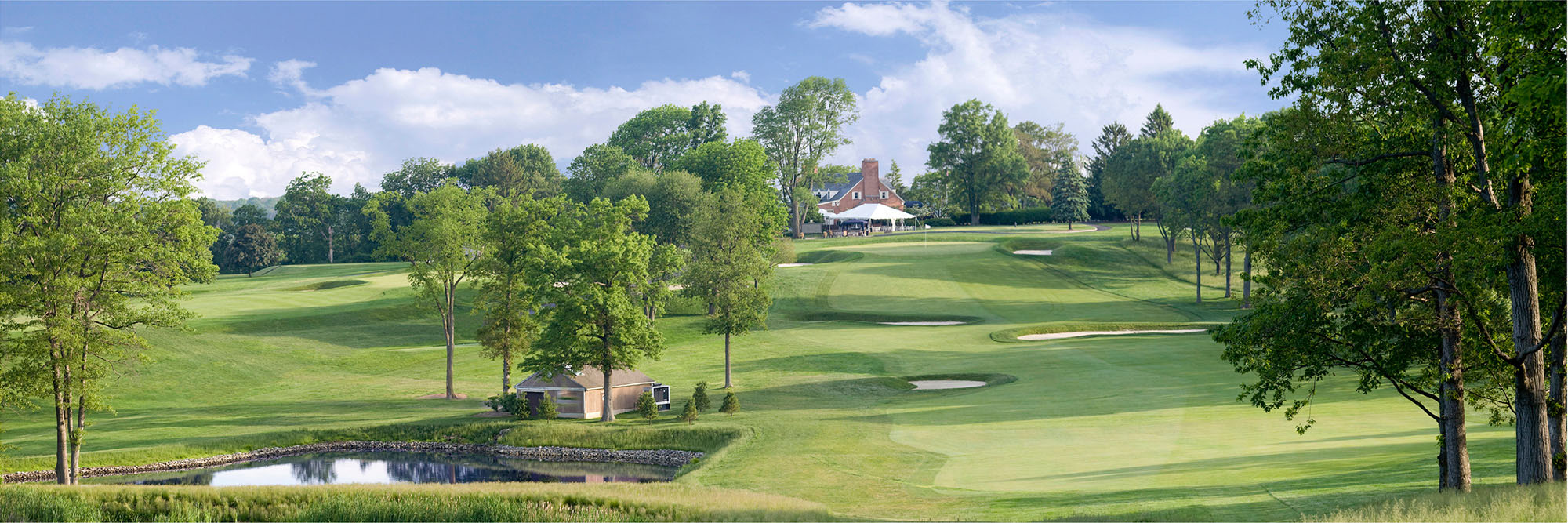 Golf Course Image - Essex County Country Club No. 18