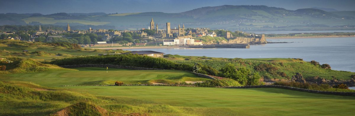 Fairmont St Andrews Golf Resort Kittocks No. 17