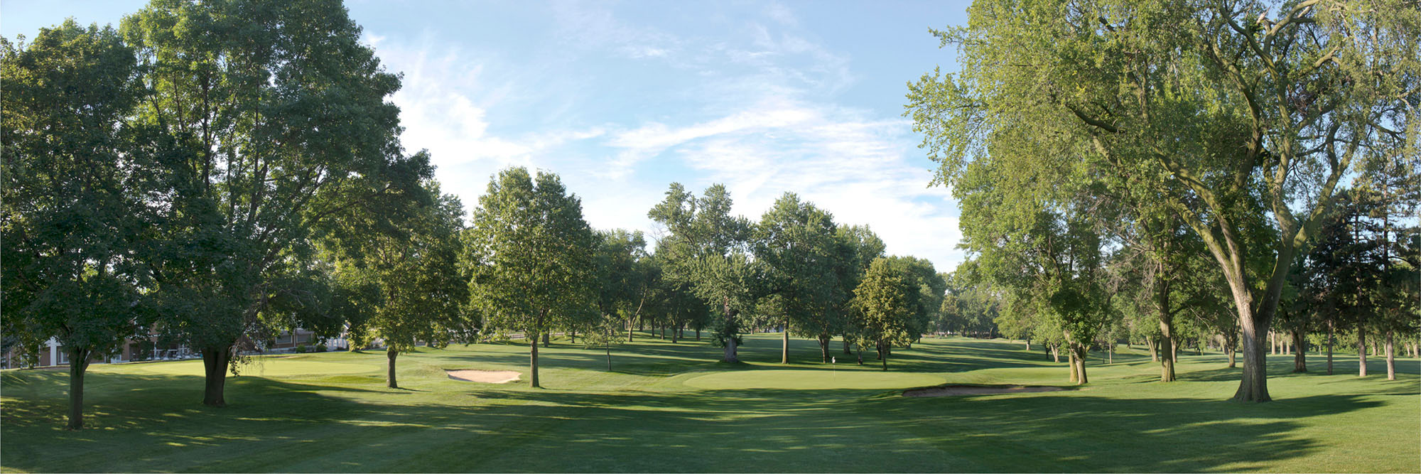 Golf Course Image - Field Club of Omaha No. 9