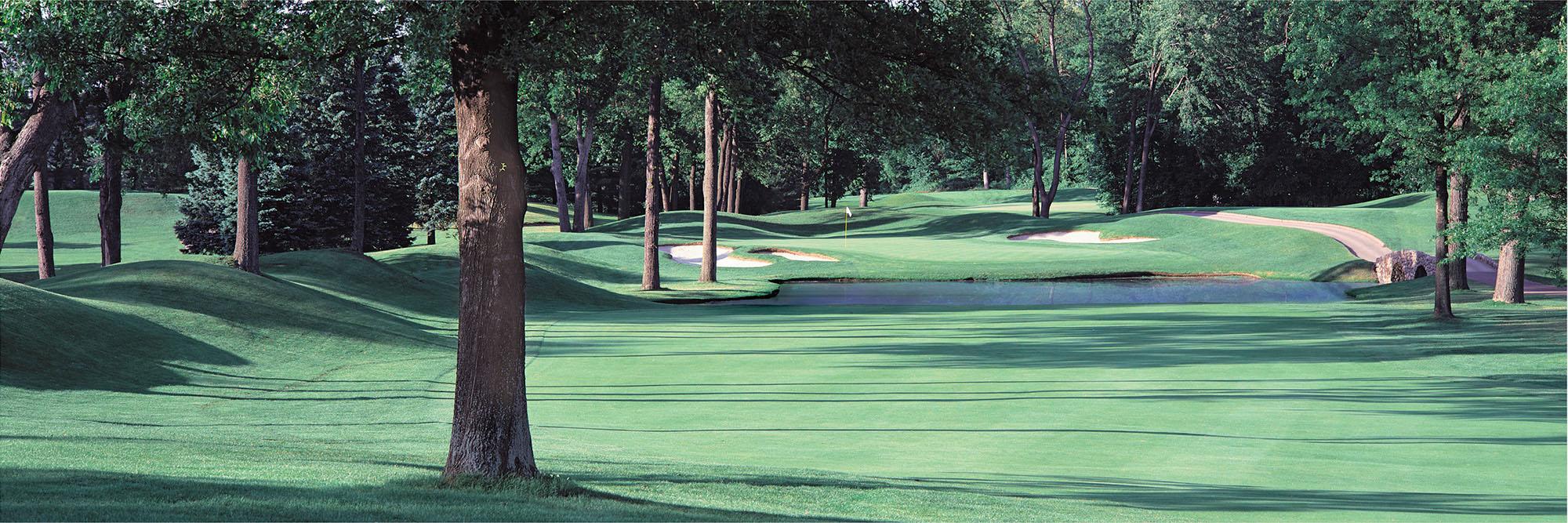 Golf Course Image - Firestone South No. 3