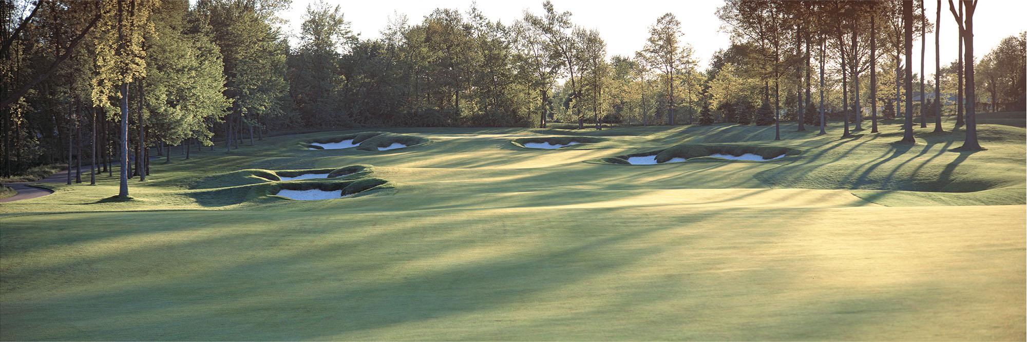 Golf Course Image - Firestone West No. 6