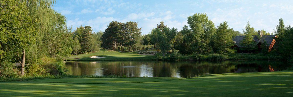 Flint Hills National Golf Club No. 10