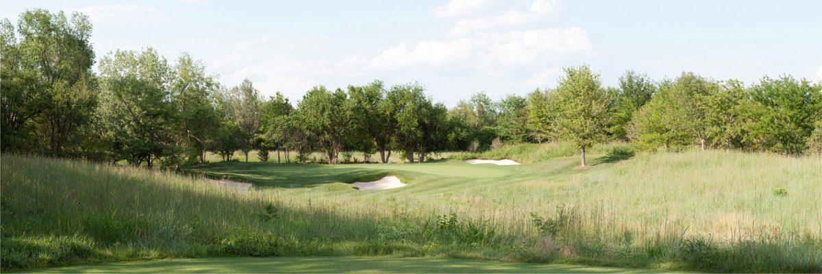 Flint Hills National Golf Club No.14