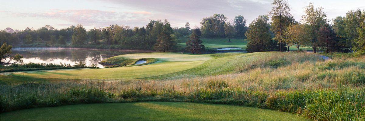 Flint Hills National Golf Club No. 17