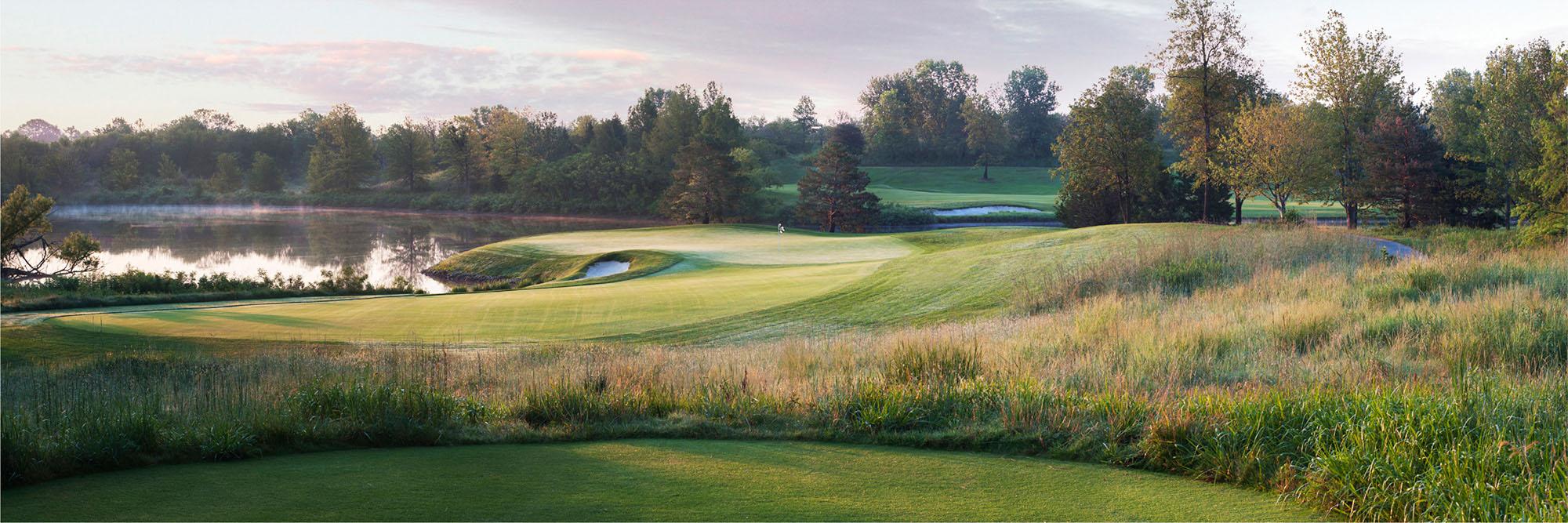 Golf Course Image - Flint Hills National Golf Club No. 17