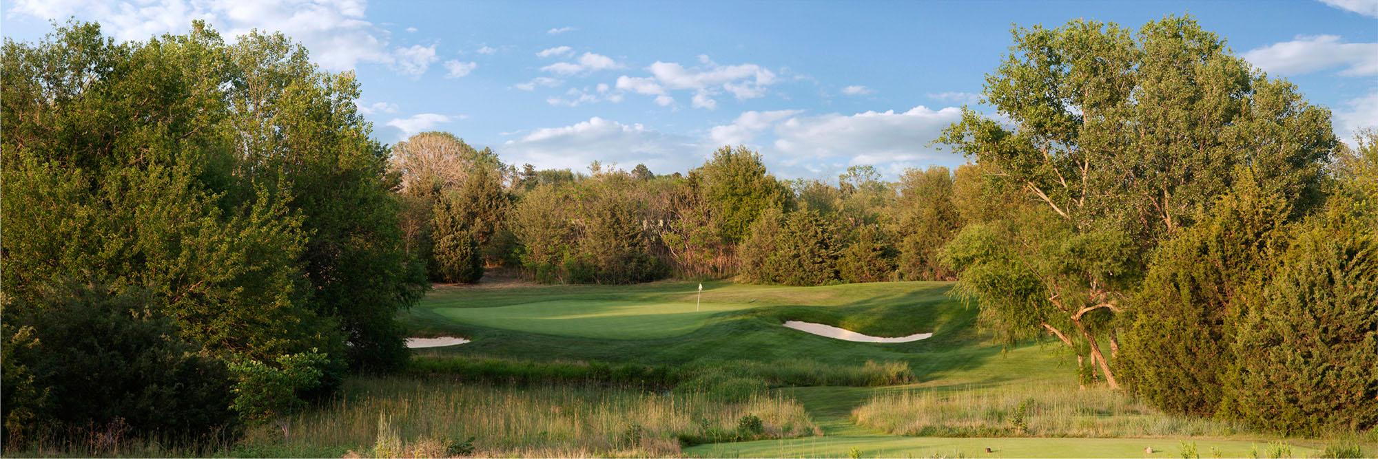 Golf Course Image - Flint Hills National Golf Club No. 4