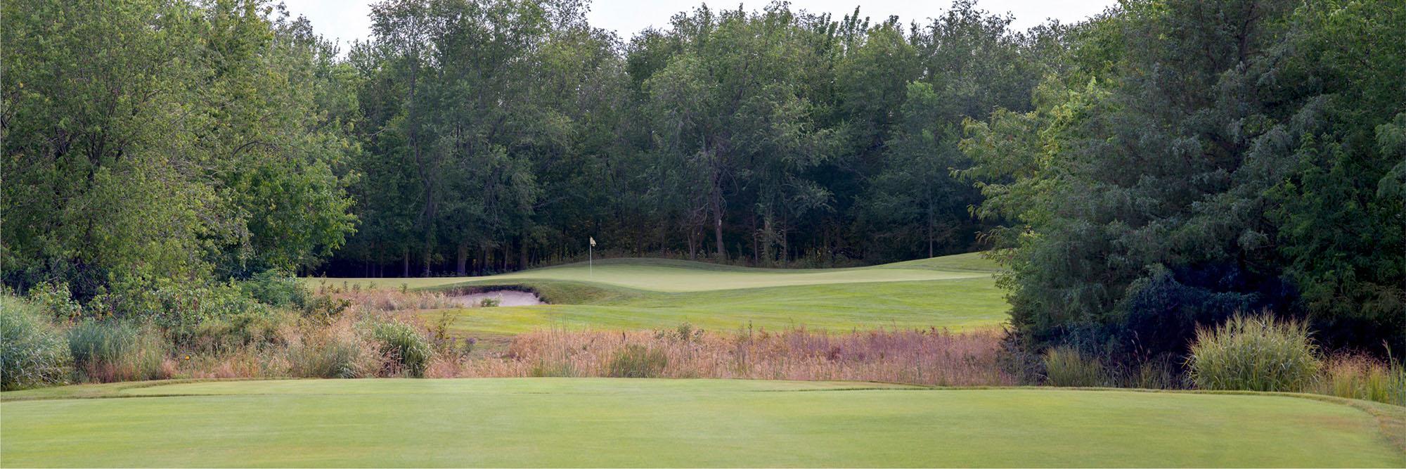 Golf Course Image - Flint Hills National Golf Club No. 8