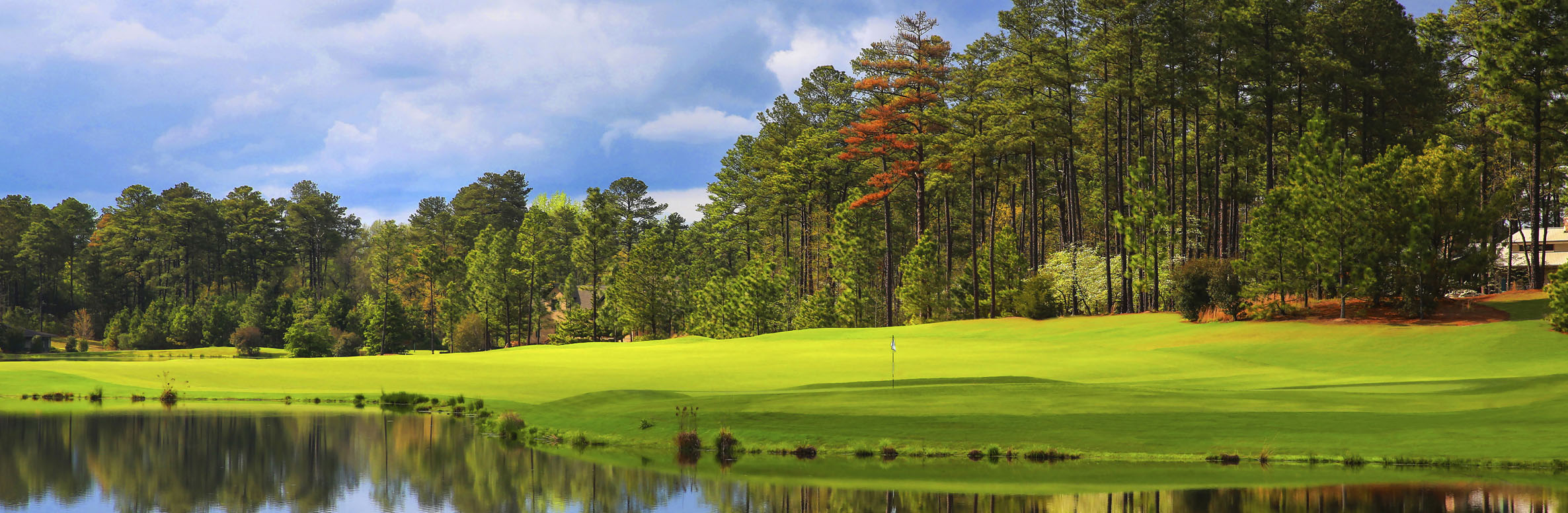 Golf Course Image - Forest Creek Golf Club North No. 15