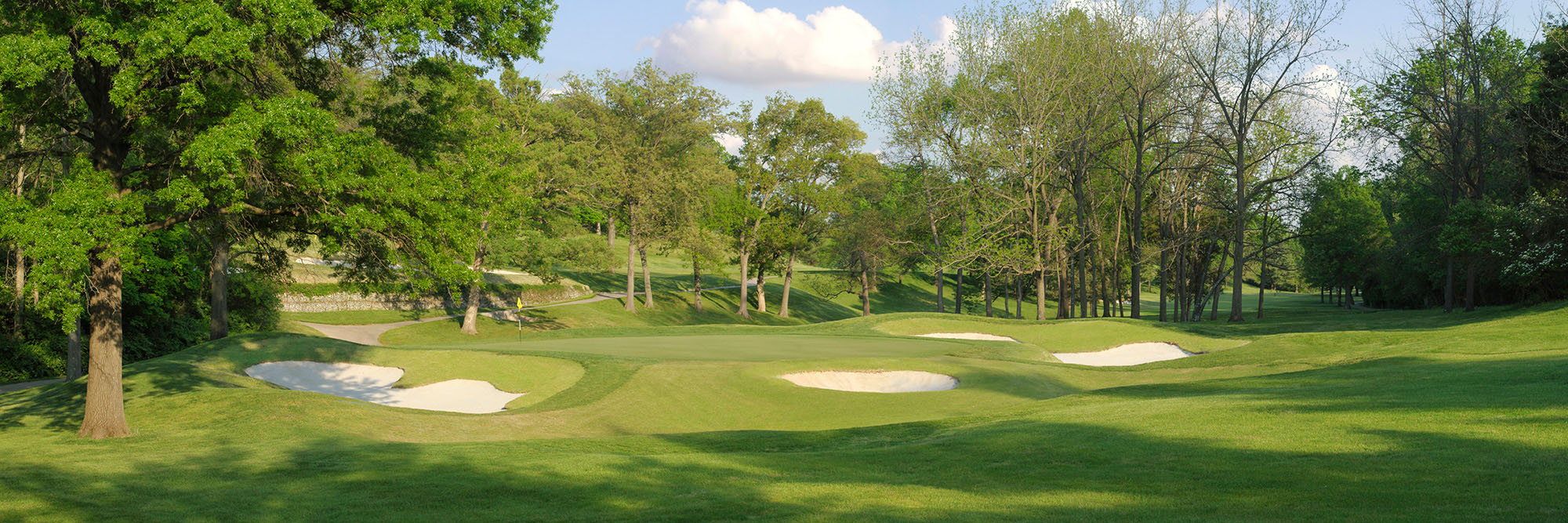 Golf Course Image - Forest Hills Country Club No. 16