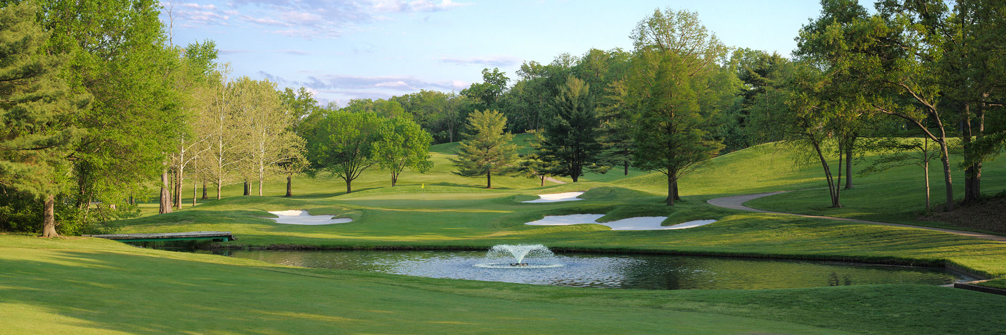 Golf Course Image - Forest Hills Country Club No. 17