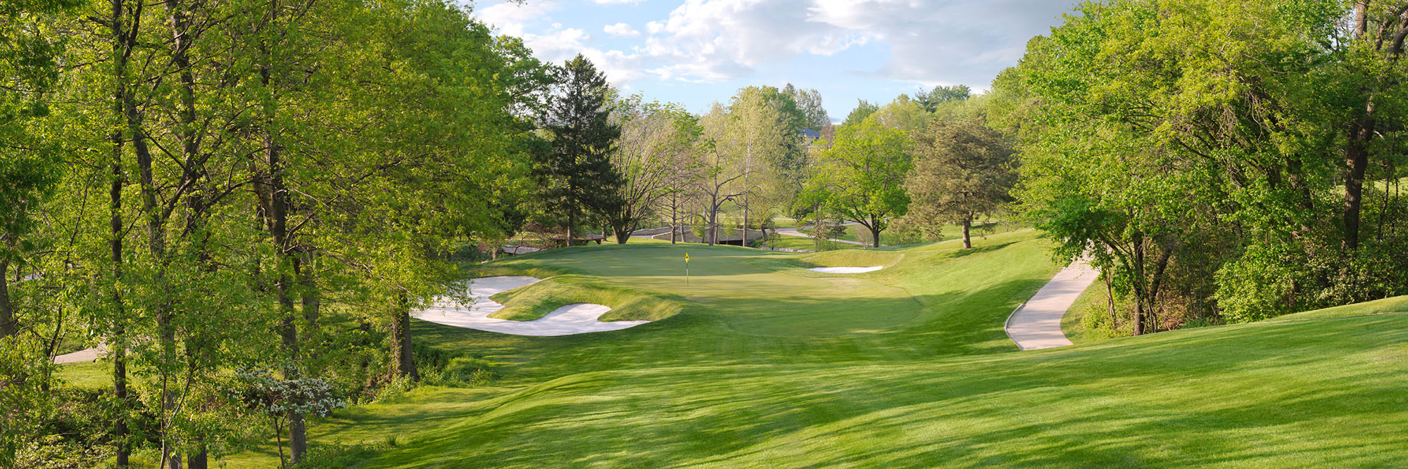 Golf Course Image - Forest Hills Country Club No. 4