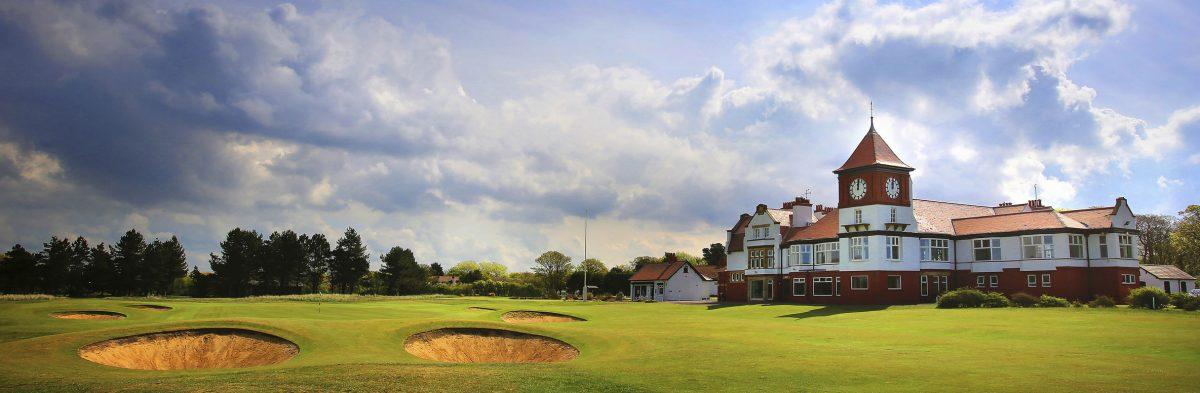 Formby Golf Club No. 18