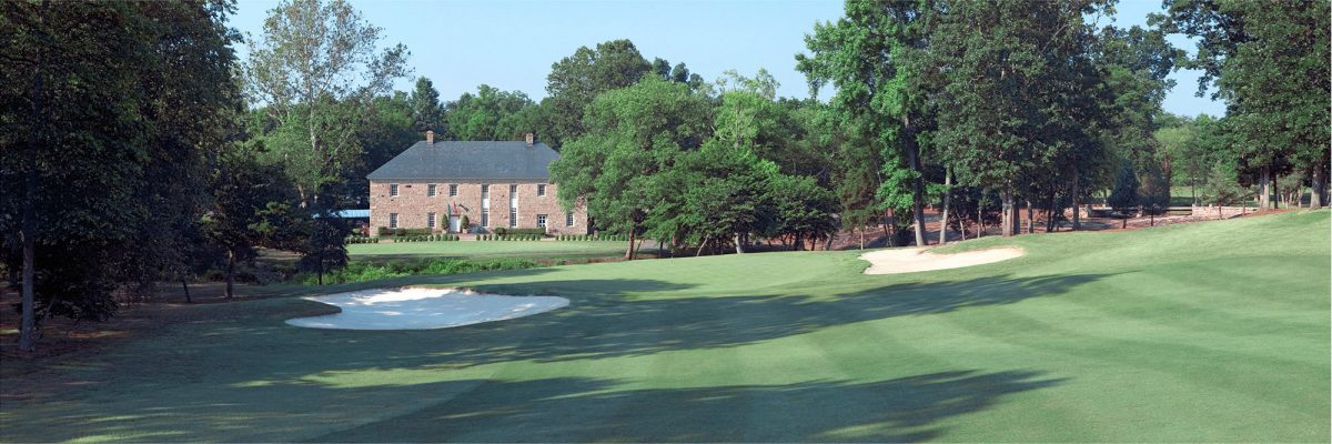 Foundry Golf Club No. 18