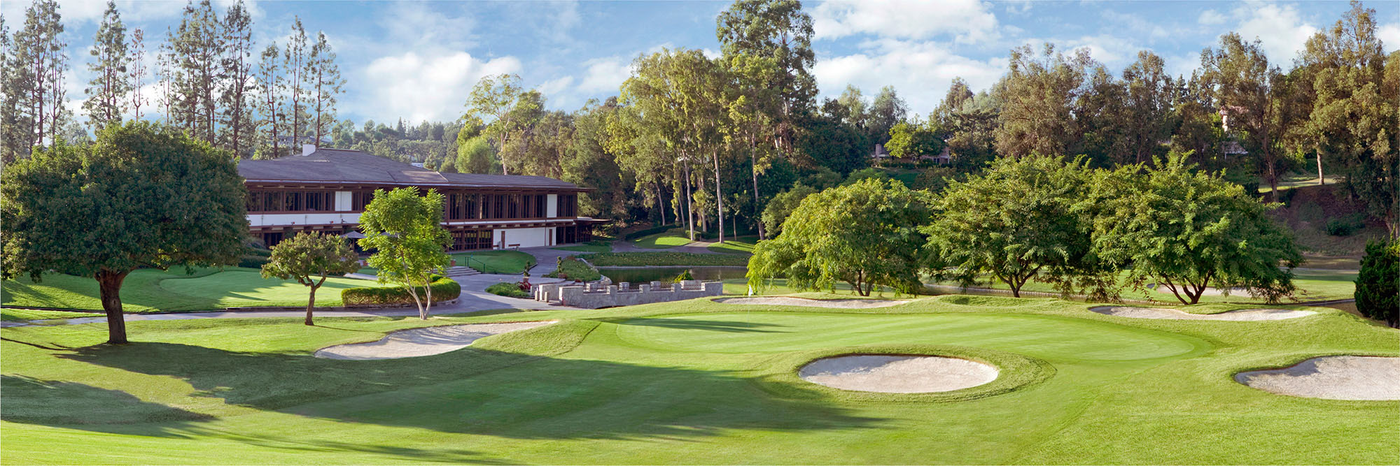 Golf Course Image - Friendly Hills Country Club No. 9