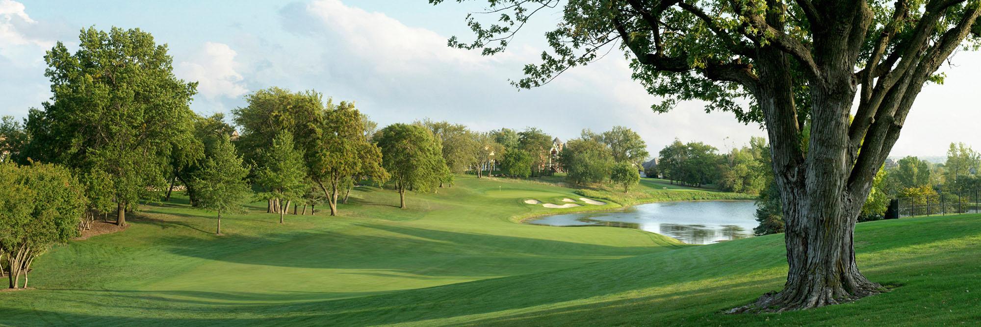 Golf Course Image - Glen Oaks No. 13