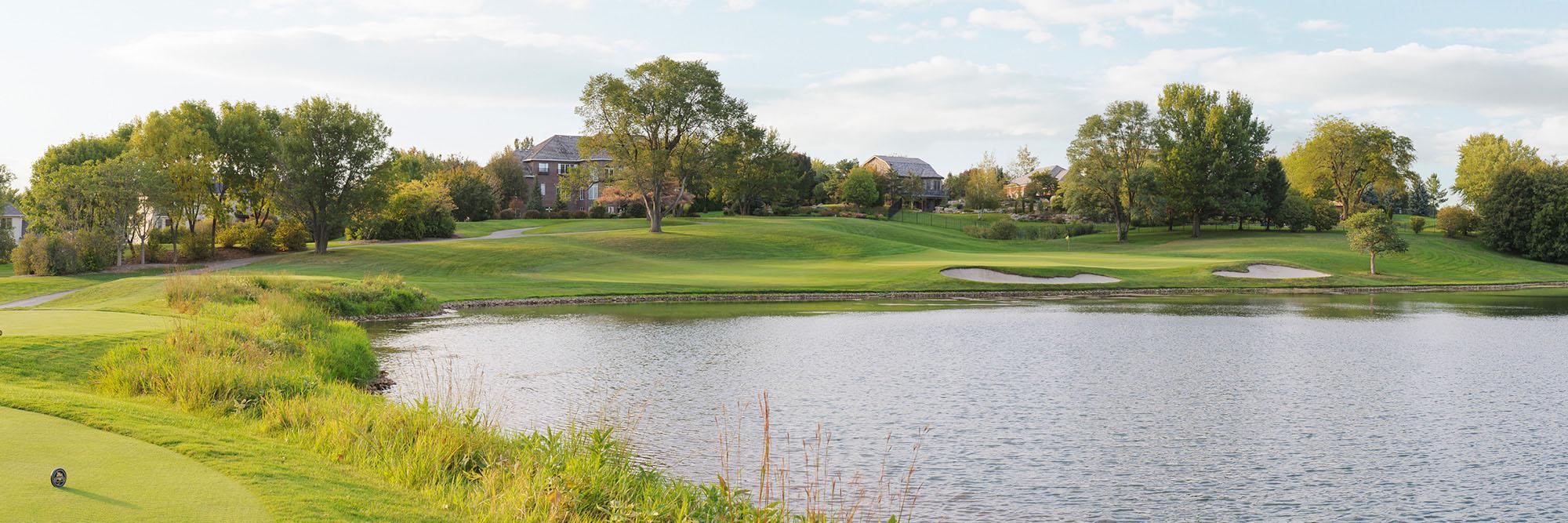 Golf Course Image - Glen Oaks No. 14