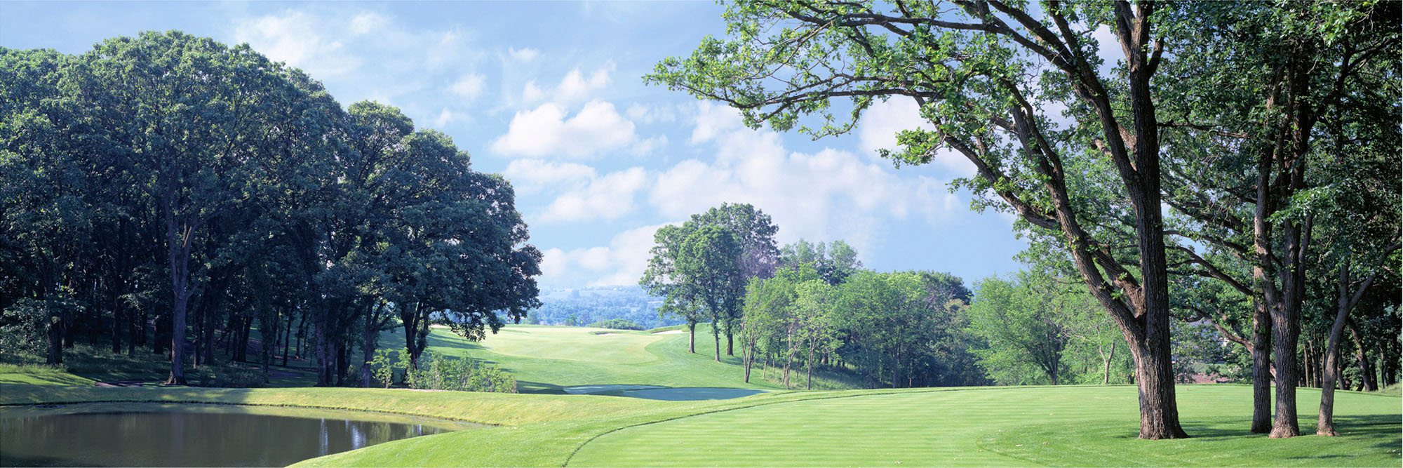 Golf Course Image - Glen Oaks No. 1