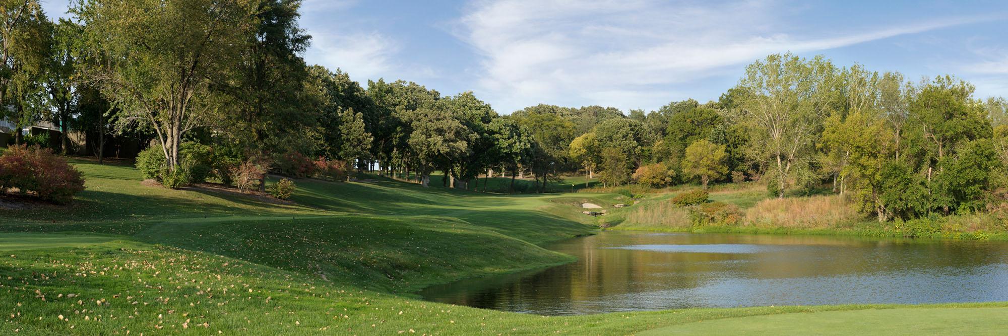 Golf Course Image - Glen Oaks No. 5