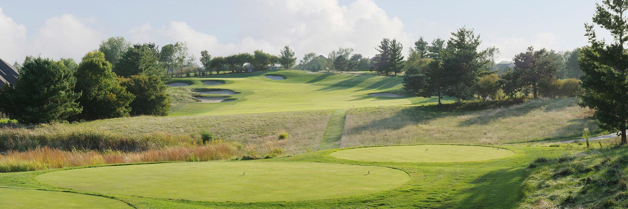 Golf Course Image - Glen Oaks No. 8