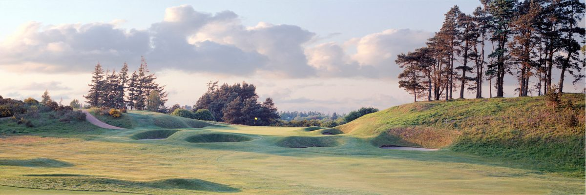 Gleneagles PGA Centenary Course No. 16