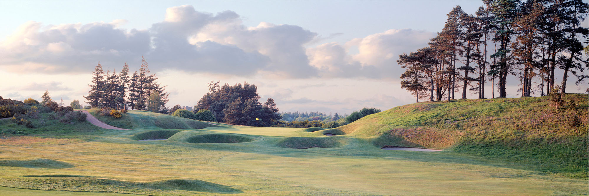 Golf Course Image - Gleneagles PGA Centenary Course No. 16