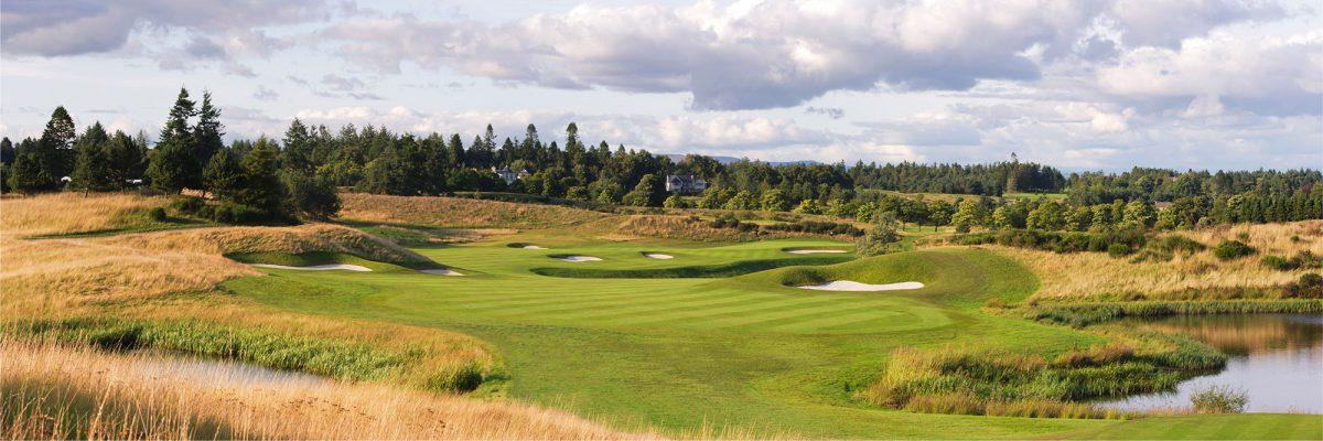 Gleneagles PGA Centenary Course No. 9