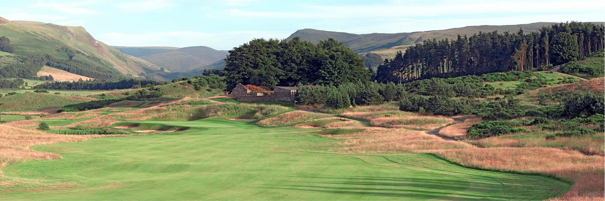 Golf Course Image - Gleneagles PGA Centenary Course No. 2