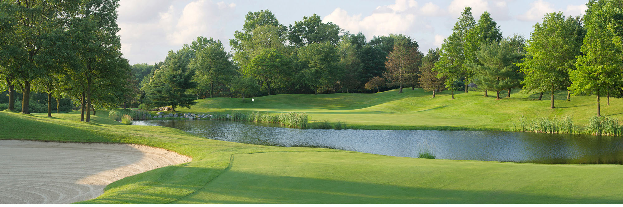 Golf Course Image - Glenmoor Country Club No. 11