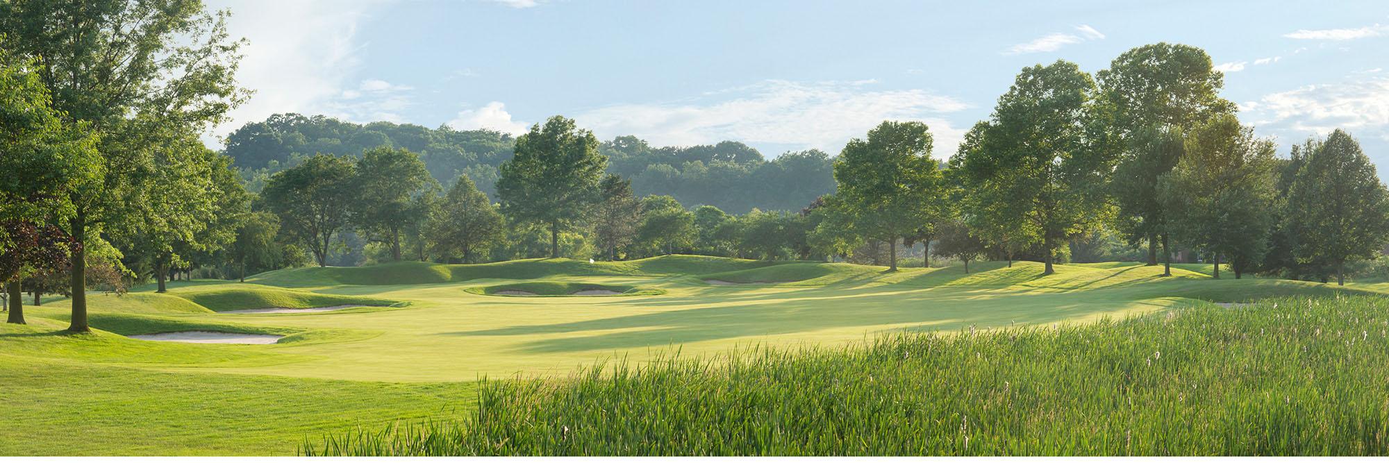 Golf Course Image - Glenmoor Country Club No. 12