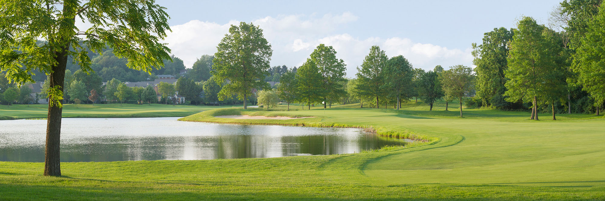 Golf Course Image - Glenmoor Country Club No. 13