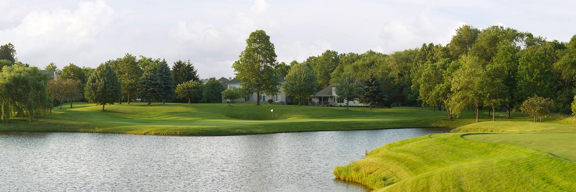 Golf Course Image - Glenmoor Country Club No. 14