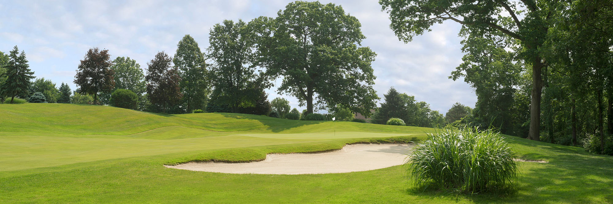 Golf Course Image - Glenmoor Country Club No. 17