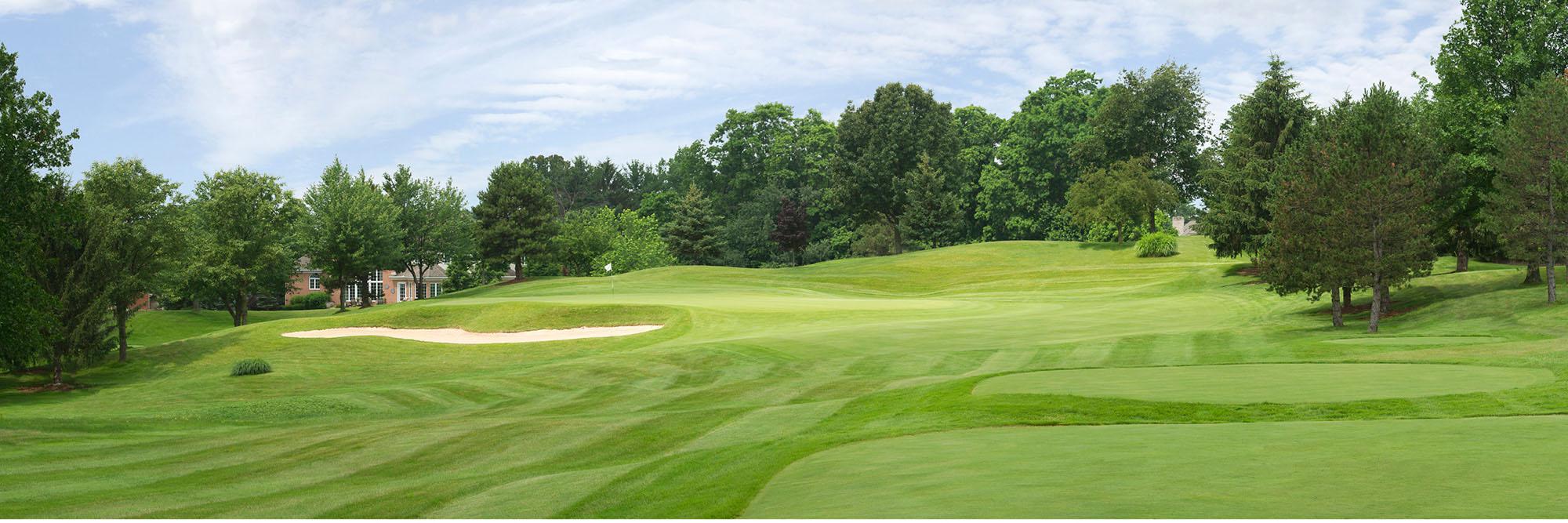 Golf Course Image - Glenmoor Country Club No. 3